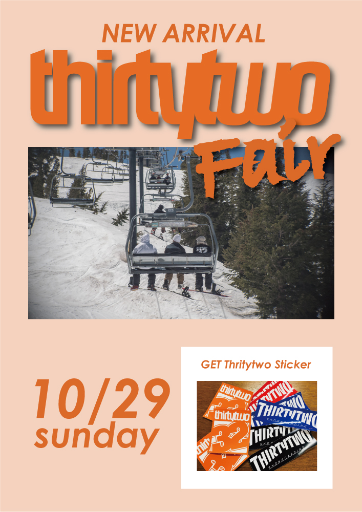 THIRTYTWO FAIR