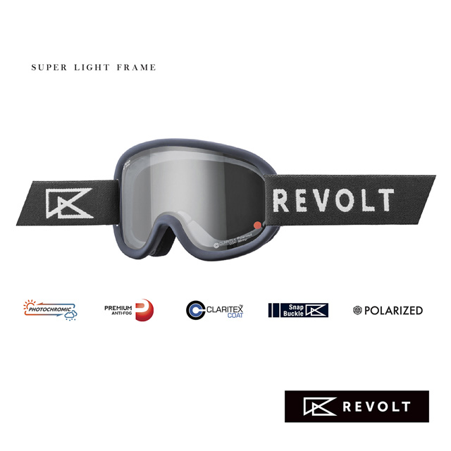 REVOLT SUPER LIGHT FRAME